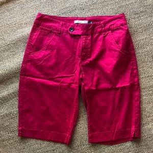 Women's Christopher Blue Shorts sz 12